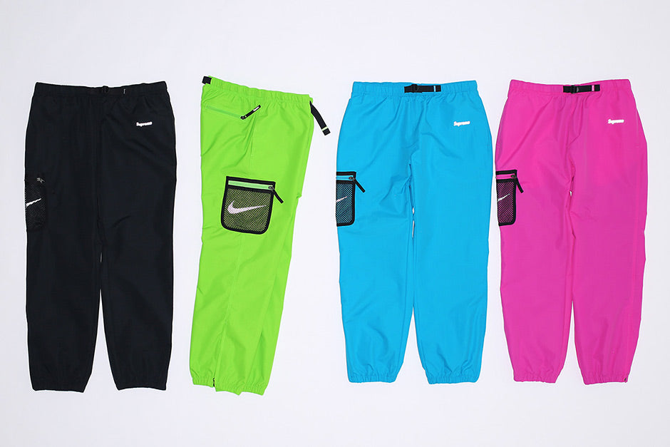 Supreme/Nike Trail Running Pant
