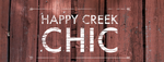 Happy Creek Chic