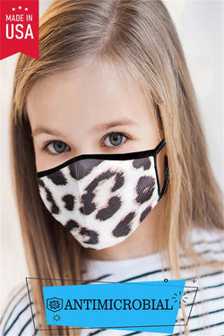 Kids Mask Leopard