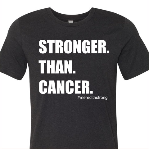 Meredith Strong Fundraiser Tee Design 2