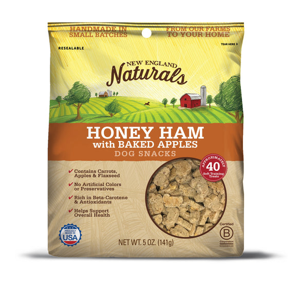 New England Naturals Honey Ham and Baked Apple