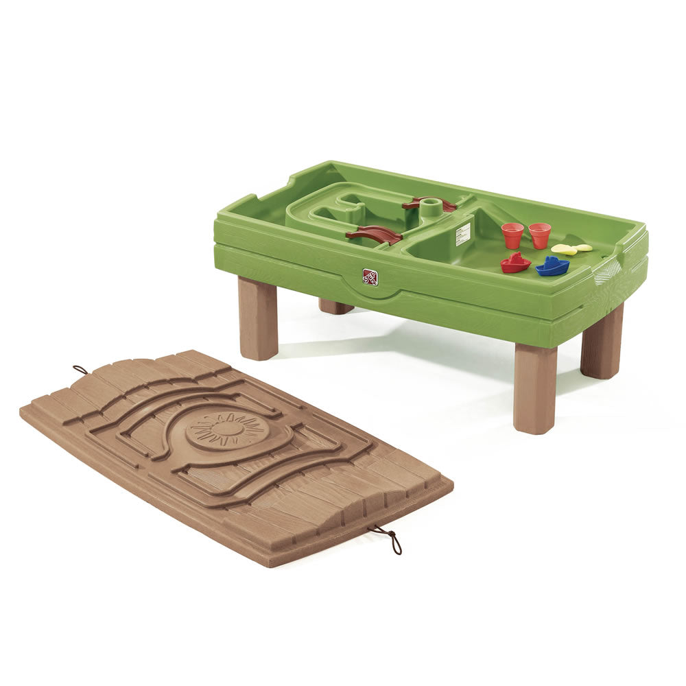 Step Naturally Playful Sand And Water Activity Table Uk