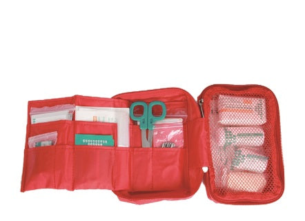75 Piece Home And Travel C-Compliant First Aid Kit