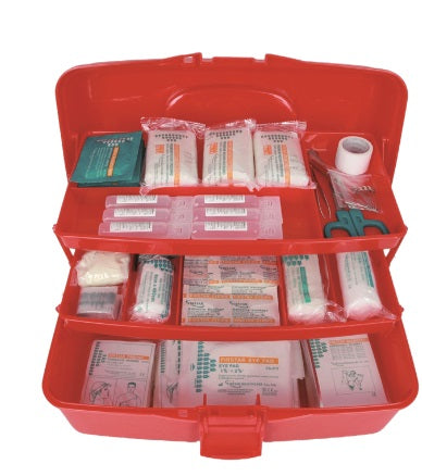 101 Piece First Aid Kit