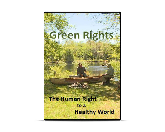 Green Rights - The Human Right to a Healthy World