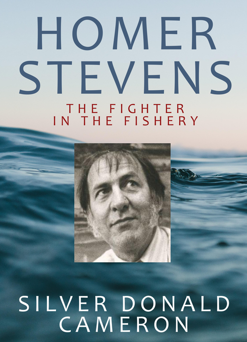 Homer Stevens: The Fighter in the Fishery e-Book