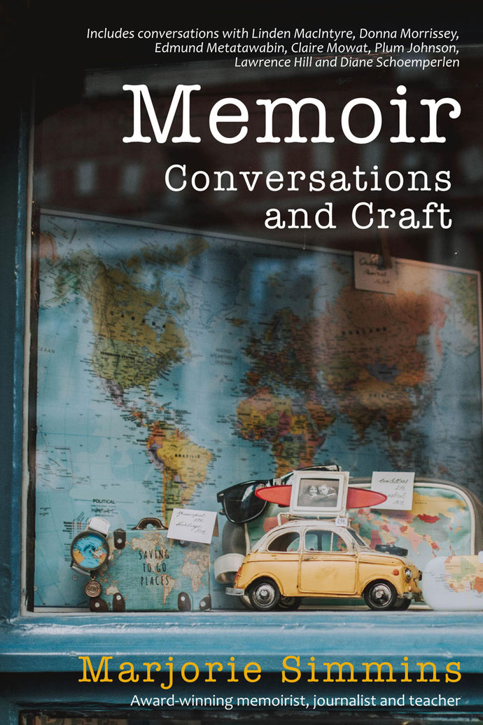 Memoir: Conversations and Craft