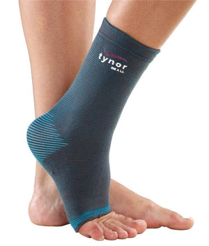 Tynor® Ankle Compression Sleeve-Physio Supports- Physio Supports Tynor Ankle Brace with Straps · Tynor Ankle Wrap · Tynor Arm Sling · Tynor Back support Tynor Breathable Wrist Brace Tynor Ceramic Ankle Support · Tynor Elbow Support. physio supports. australia. fracture. sprained ankle, orthopedic appliances,Orthopaedic Braces & Supports