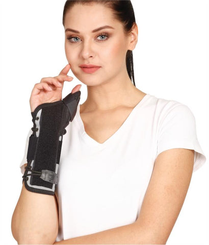 TYNOR® Wrist Splint Thumb Spica-Physio Supports- Physio Supports Tynor Ankle Brace with Straps · Tynor Ankle Wrap · Tynor Arm Sling · Tynor Back support Tynor Breathable Wrist Brace Tynor Ceramic Ankle Support · Tynor Elbow Support. physio supports. australia. fracture. sprained ankle, orthopedic appliances,Orthopaedic Braces & Supports