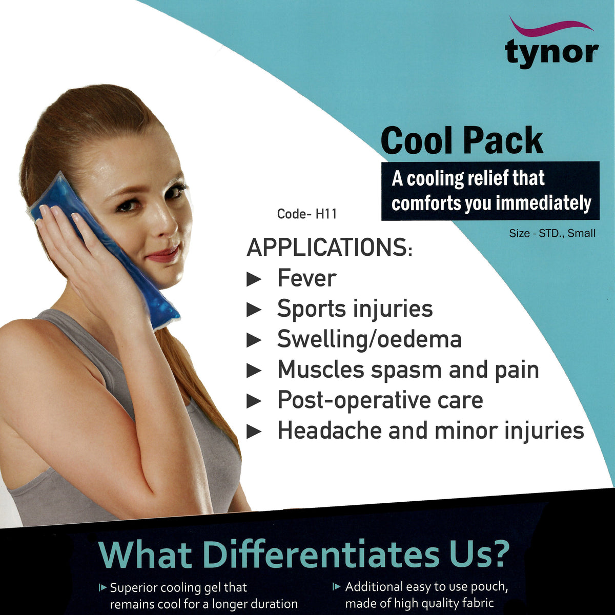 Tynor Australia Cool Pack Physio Supplies Orthopedic aids Physio Supports Australia