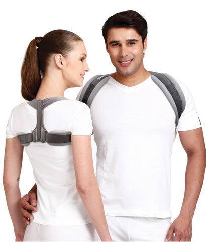 Clavicle Brace/Posture Corrector-Physio Supports- Physio Supports Tynor Ankle Brace with Straps · Tynor Ankle Wrap · Tynor Arm Sling · Tynor Back support Tynor Breathable Wrist Brace Tynor Ceramic Ankle Support · Tynor Elbow Support. physio supports. australia. fracture. sprained ankle, orthopedic appliances,Orthopaedic Braces & Supports