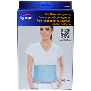 Tynor Australia Physio Supports Abs Wrap Neoprene For Abdominal Hernia, Umbilical Hernia, Ventral Hernia, Post delivery Aid, Abdominal Care, Muscle toning, Post-Operative Abdominal Care, Reduce Waist-Line protection Of Surgical Incisions Perth Australia