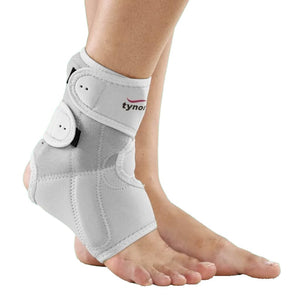 Tynor Australia Physio Supports Ankle Wrap Brace Provides Support, Compression and Pain Relief. Medical Grade and FDA Approved for Sprains, Strains, Arthritis,Torn Tendons in Ankles