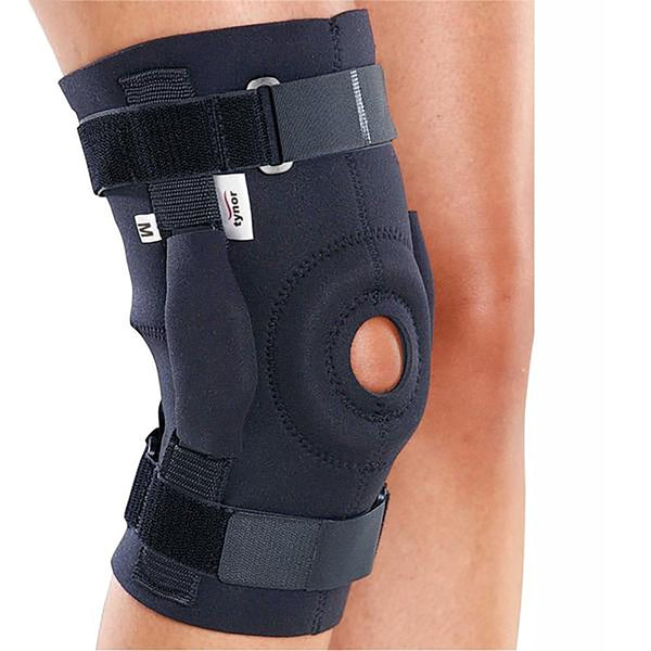 Tynor Australia Knee Wrap Hinged (Neoprene)-For Tendon or ligament injury Tynor Australia post-surgical care fracture. sprained , orthopaedic appliances,Orthopaedic Braces & Supports Physio Free Shipping
