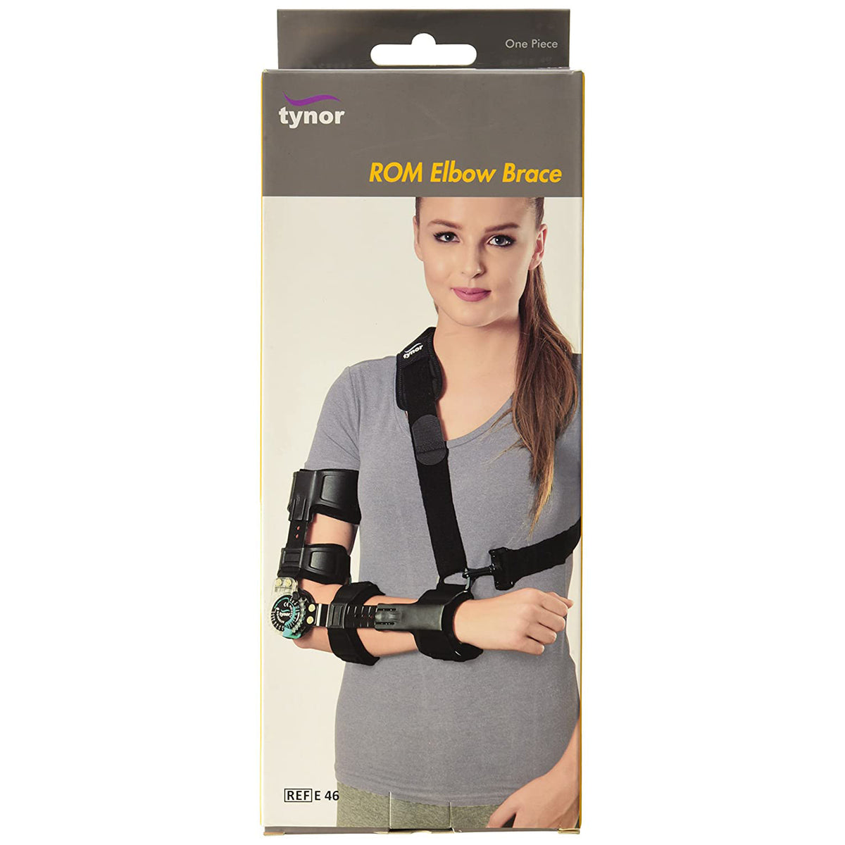 ROM (Range Of Motion)  Elbow Brace