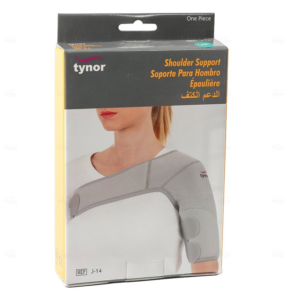 Tynor Australia Shoulder Support (Neoprene) Shoulder Physio Supplies Orthopedic aids Physio Supports Australia