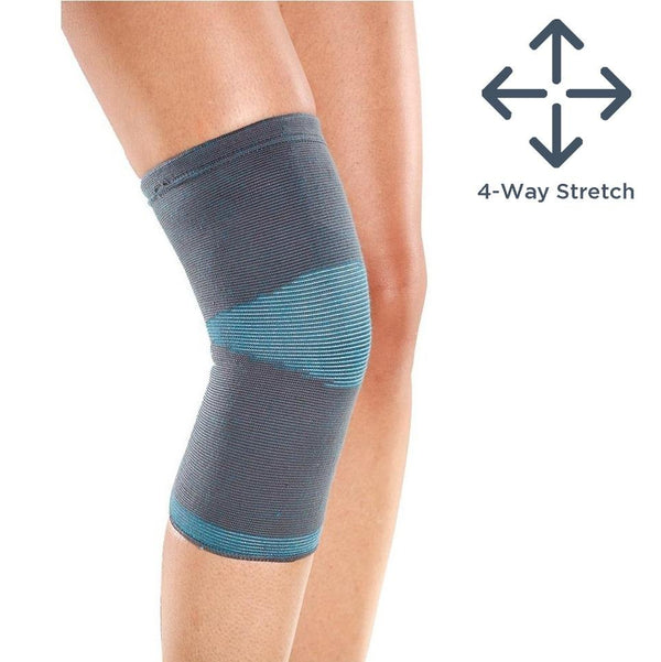 Tynor Australia Knee Comfeel Perfect for Recovery, Crossfit, Everyday Use - Best Treatment for Pain Relief, Meniscus Tear, Arthritis, Joint Pain, ACL/MCL Injury