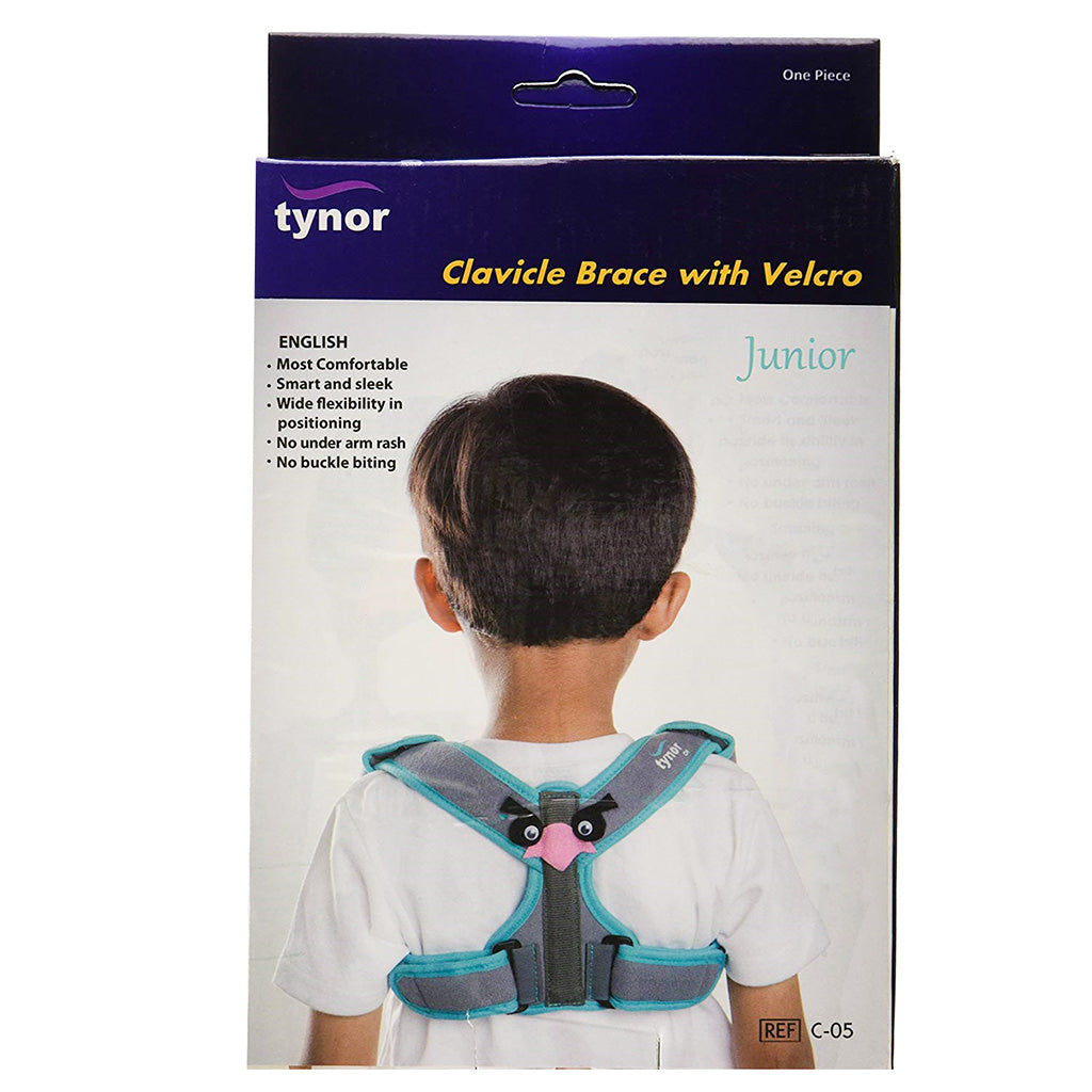 Clavicle Brace With Velcro Child