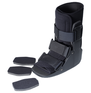 Tynor Physio Supports Australia Closed-Toe, Low Profile Air Pump CAM Medical Orthopaedic Walker Boot for Ankle & Foot Injuries