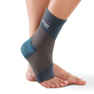 Tynor Australia Ankle Binder (4 Way Stretch) Ankle & Foot Physio Supplies Orthopedic aids Physio Supports Australia