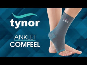 Ankle Comfeel (4 Way Elastic)