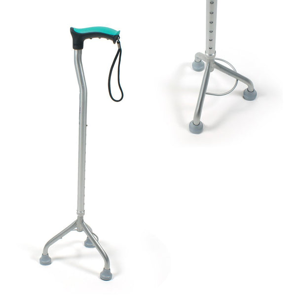 [Quality Orthopedic Products Online] - Walking Tripod (Soft Top Handle) Walking Stick