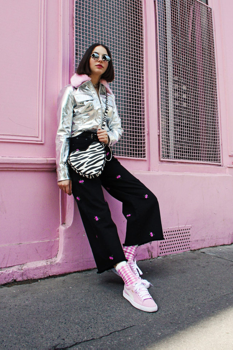 Lazy Oaf meets Barbara Malewicz