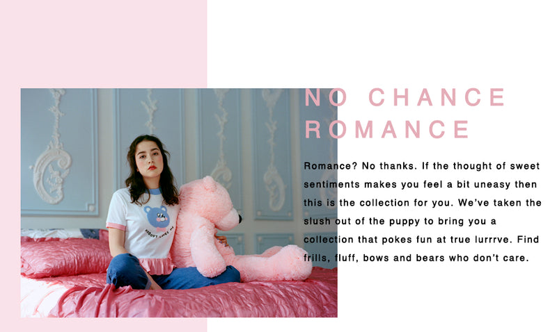 No Chance Romance - Autumn 2016