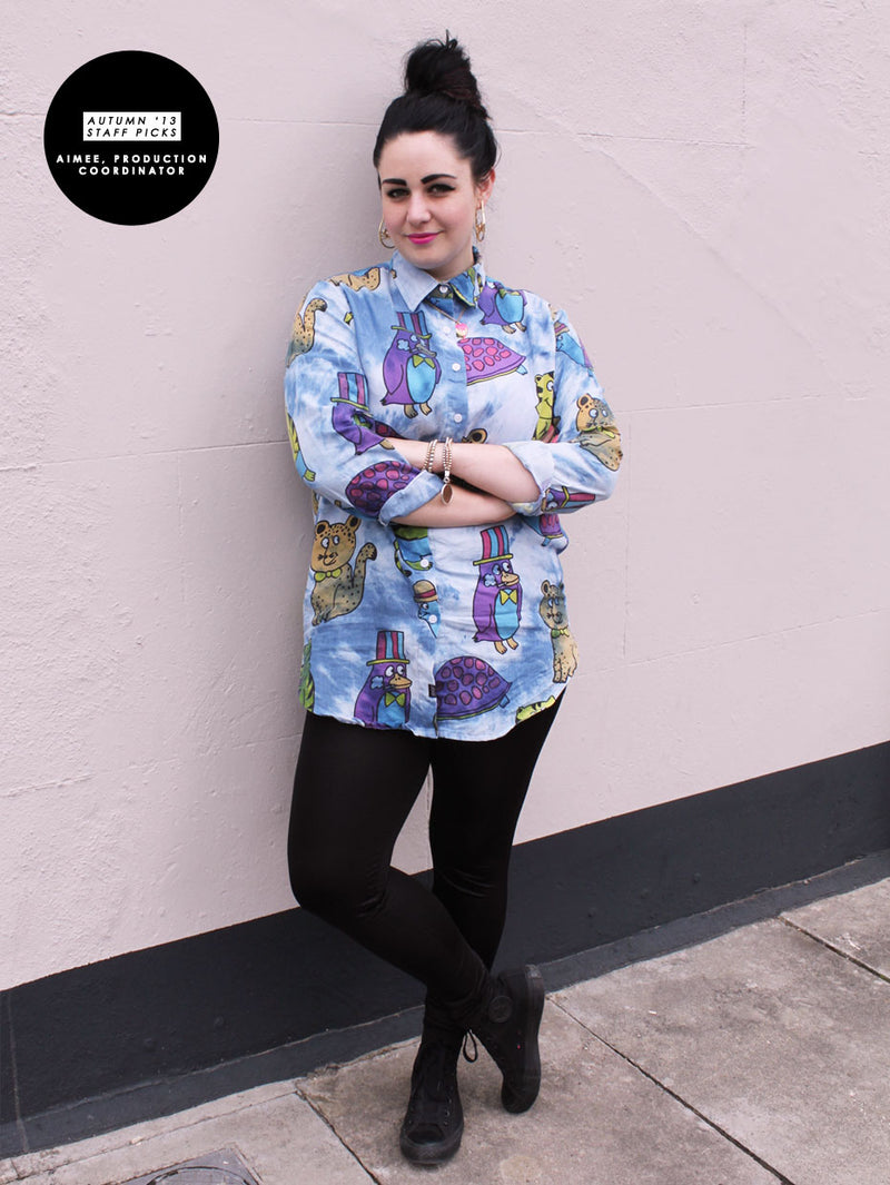 Autum '13 Staff Picks: Aimee
