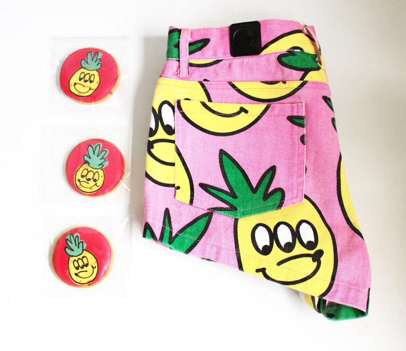 Summer '13: Lazy Oaf x Cookie D'oh
