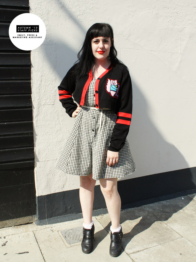 Autumn '13 Staff Picks: Emily