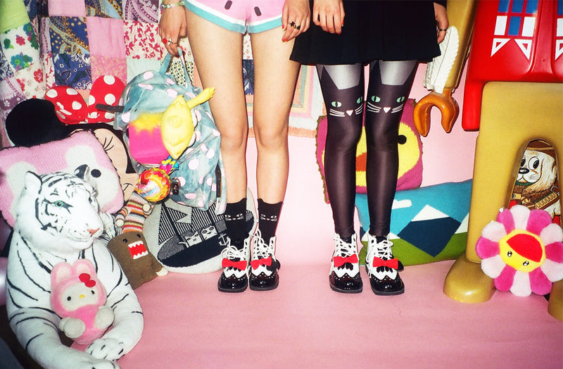 Lazy Oaf x Kickers: Kicking Ass