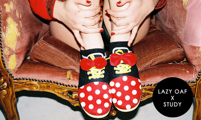 Lazy Oaf x Study Footwear Sneakers