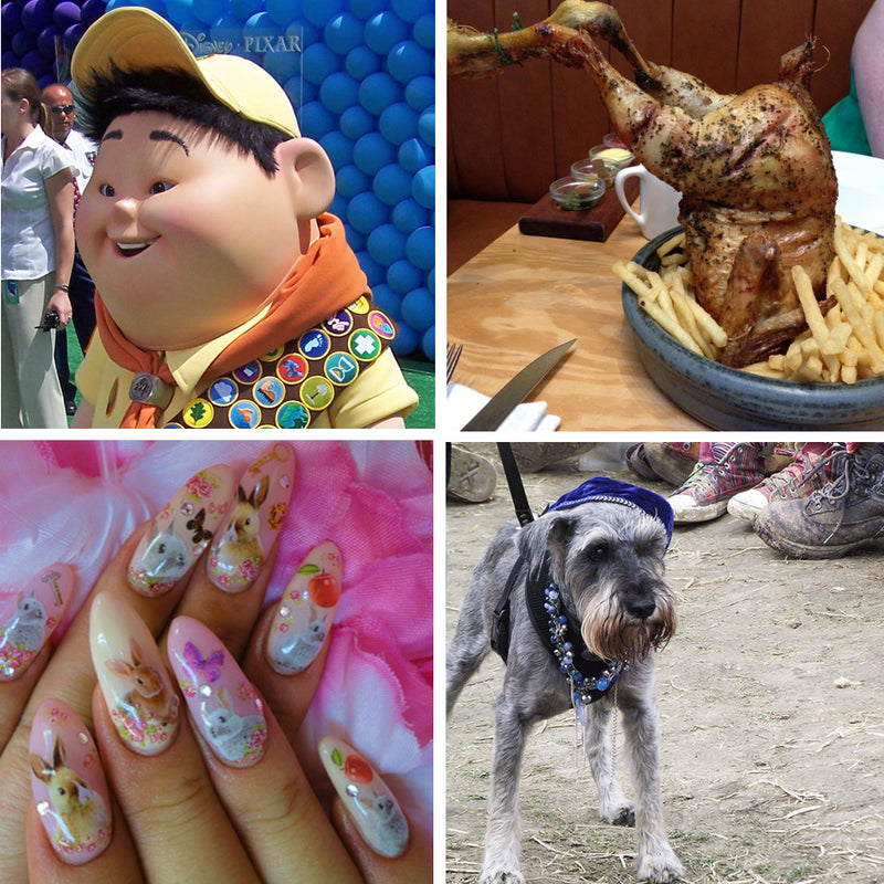 See You Next Tuesday: Chicken Legs, Bunny Nails and Dog Parades
