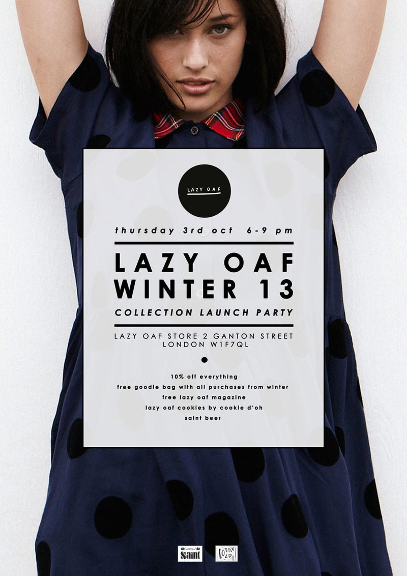 Winter '13 Collection Launch In Store