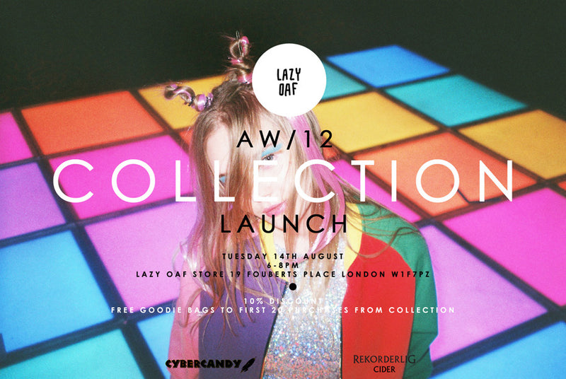 AW12 Launch in Store Tonight