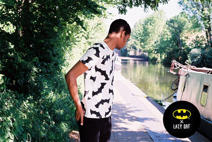 Lazy Oaf x Batman: The Men's Collection
