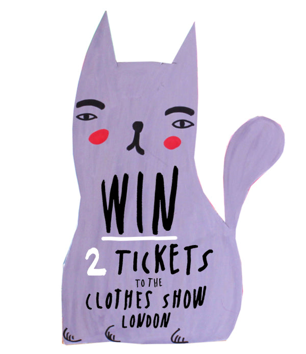 Win Two Clothes Show London Tickets