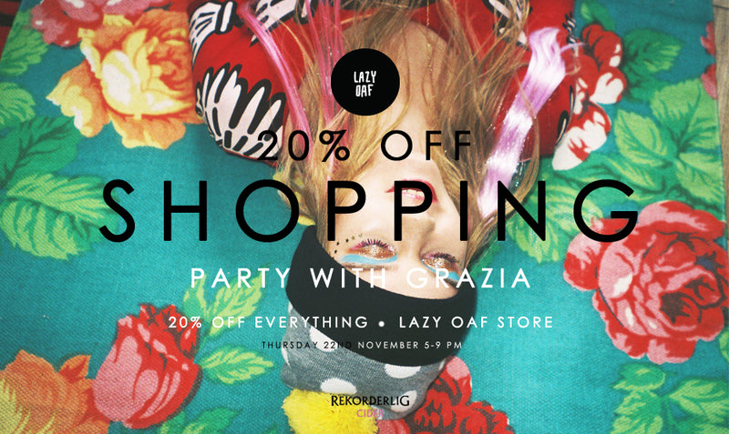 Carnaby 20% Shopping Party