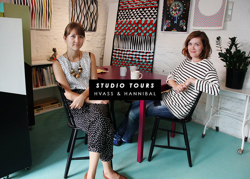 Studio Tours: Hvass&Hannibal