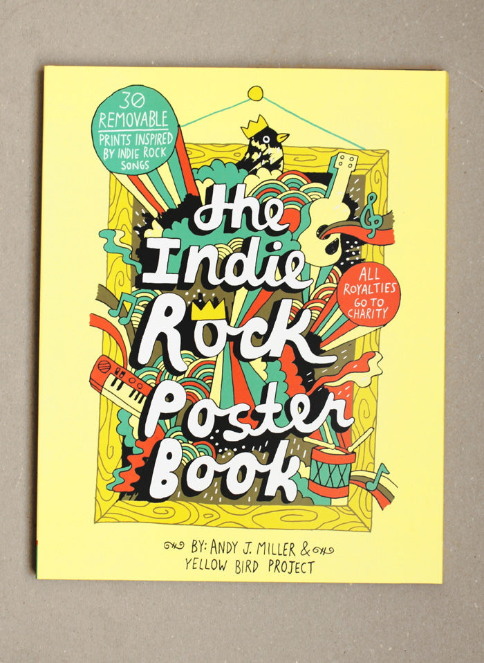 We Heart: The Indie Rock Poster Book