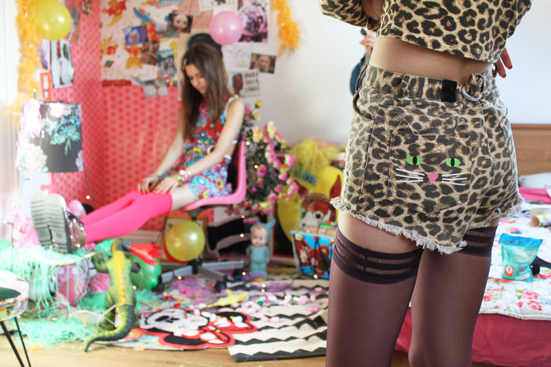 Lazy Oaf x Kickers: Behind the Scenes