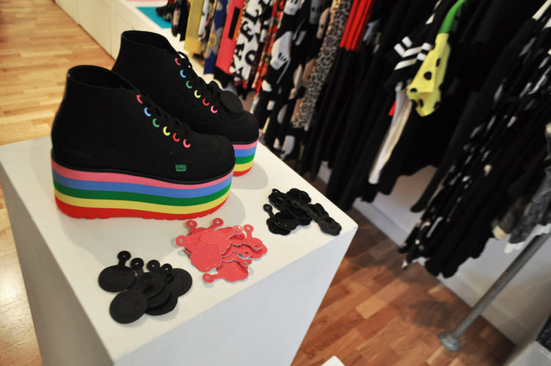 Lazy Oaf x Kickers: Launch Party in Store