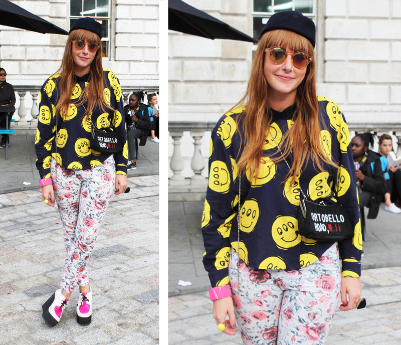 London Fashion Week: Street Stylin'