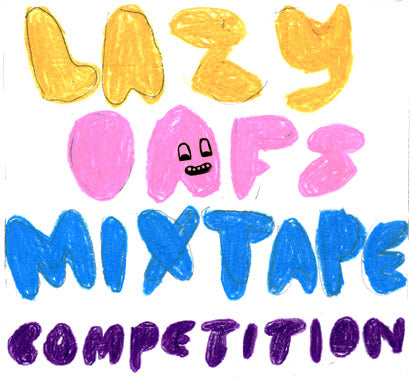Lazy Oaf Mix Tape Challenge!