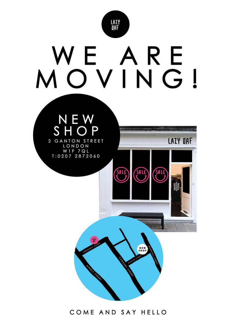 Relocation: New Store Opening