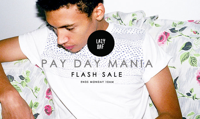 Flash Sale: Pay Day Mania