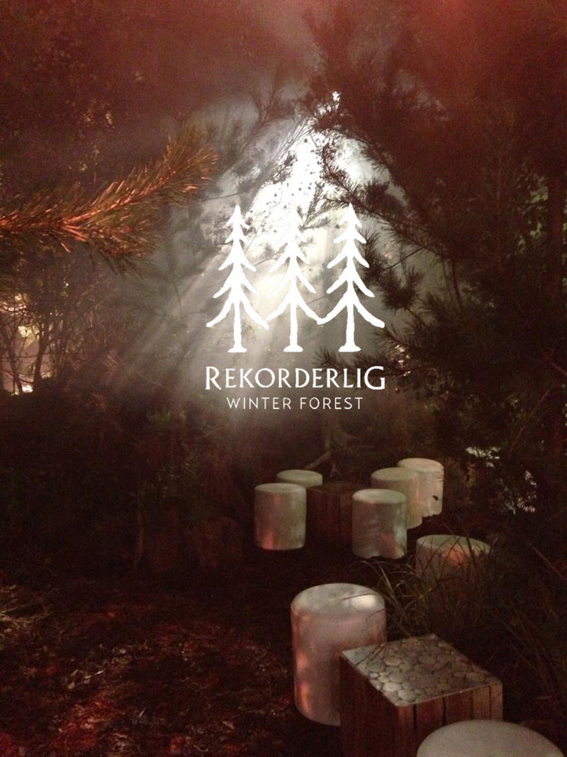 Rekorderlig Presents: The Winter Forest Bar