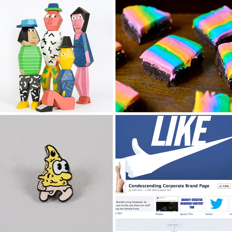 See You Next Tuesday: Cool Animation, Coorporate Bollocks and Rainbow Brownies!