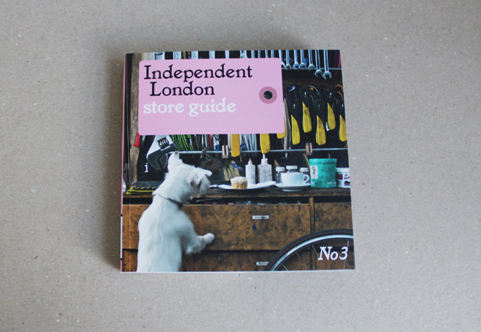 We're in Independent London Store Guide